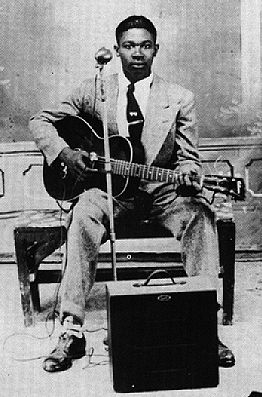 The young BB King